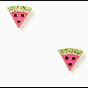 New Kate Spade Earring Watermelon Set